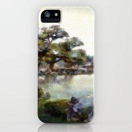 Asia Winter iPhone Case