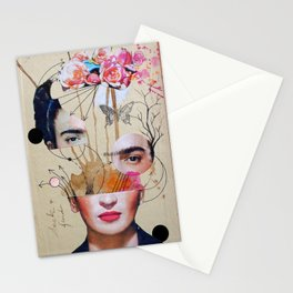 FRIDA FOR BEGINNERS Stationery Cards