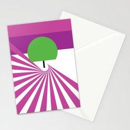 Fields Of Lavander Stationery Cards