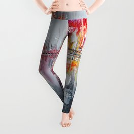 After rain Leggings