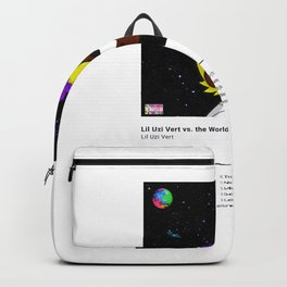 Lil Uzi Vert - Lil Uzi Vert vs. the World 2 - Album Illustration Hip Hop Backpack