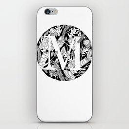 Woodsy M iPhone Skin