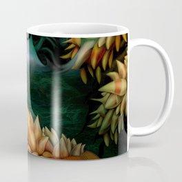 My heart like a sea monster Coffee Mug