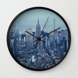 Manhattan Wall Clock