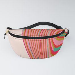 Wave Series Fanny Pack