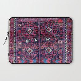 Baluch Khorasan Northeast Persian Rug Print Laptop Sleeve