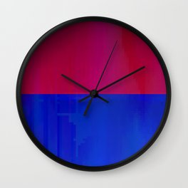 40hz: Moon Wall Clock