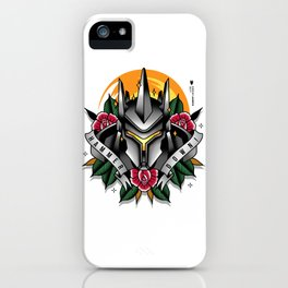 Hammer Down iPhone Case