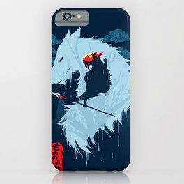 Hime iPhone Case