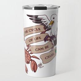 Cycle of Life Travel Mug