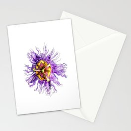 Passiflora incarnata Stationery Cards