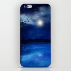 Wishing Stars iPhone & iPod Skin