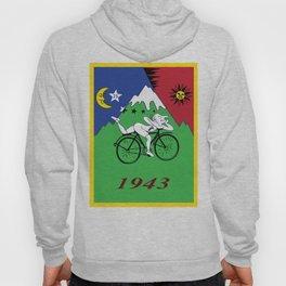 Bicycle Day 1943 Albert Hofmann LSD Hoody