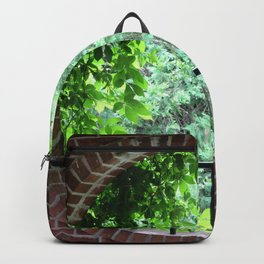 A Window with a View Backpack