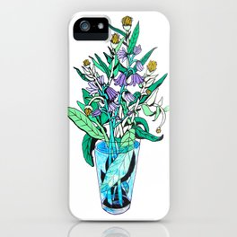 Flower Ranch iPhone Case