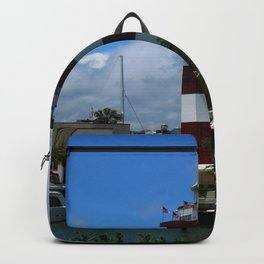 Harbour Town Light Backpack