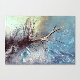 Büyülü Nehir Canvas Print