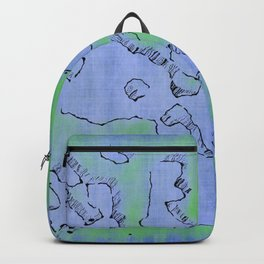 fantasy dungeon maps 5 Backpack