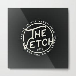 Vetch Field Football Ground Metal Print