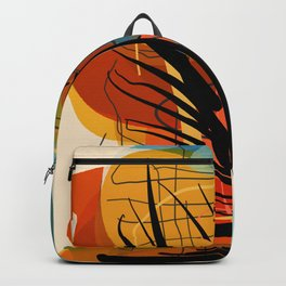 The Tree of Love and Life Backpack