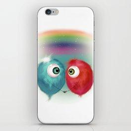 Hello Earthling - love iPhone Skin