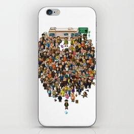Super Breaking Bad iPhone Skin