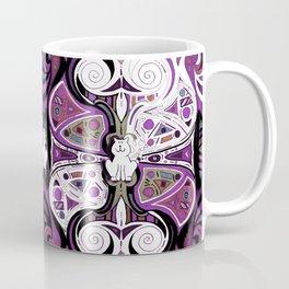 Symmetrical Cat (60) Coffee Mug