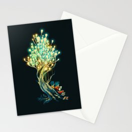 ElectriciTree Stationery Cards