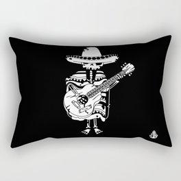 Guitar mariachi Rectangular Pillow