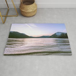Lady of the Lake - Nature Photography Rug