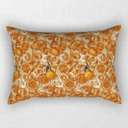 Mandarins Rectangular Pillow