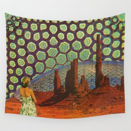 Archibiotic Wall Tapestry