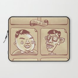 School Portrait Laptop Sleeve