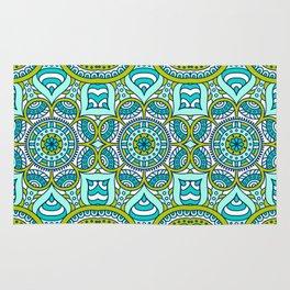 Gren Boho Pattern Rug