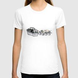 Pugcakes & Puppymuffins - Pug Cupcakes T-shirt