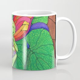 Fairy and Bee Coffee Mug