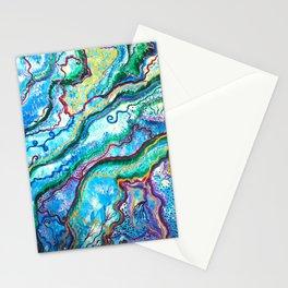 fee blüte Stationery Cards