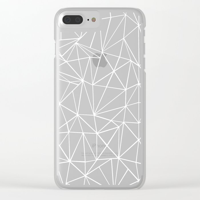 About Black Clear iPhone Case