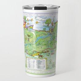 North Park, Allegheny County Travel Mug