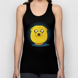 Daruma: Jake the Dog Unisex Tank Top