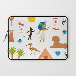 Ancient Egypt Laptop Sleeve