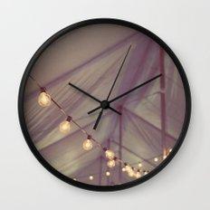 Grand Illusions Wall Clock