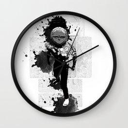 New Man Wall Clock