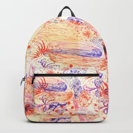 Doodle Backpack