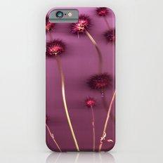 Purple Chia iPhone 6s Slim Case