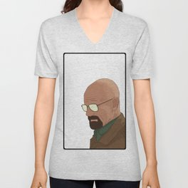 GTA Walter White Unisex V-Neck