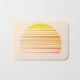 all summer long Bath Mat