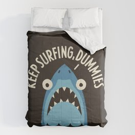 Great White Snark Comforters