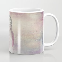 Double Dream Catcher (Rose) Coffee Mug