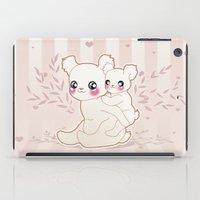 kawaii iPad Cases featuring Kawaii by Lily Art